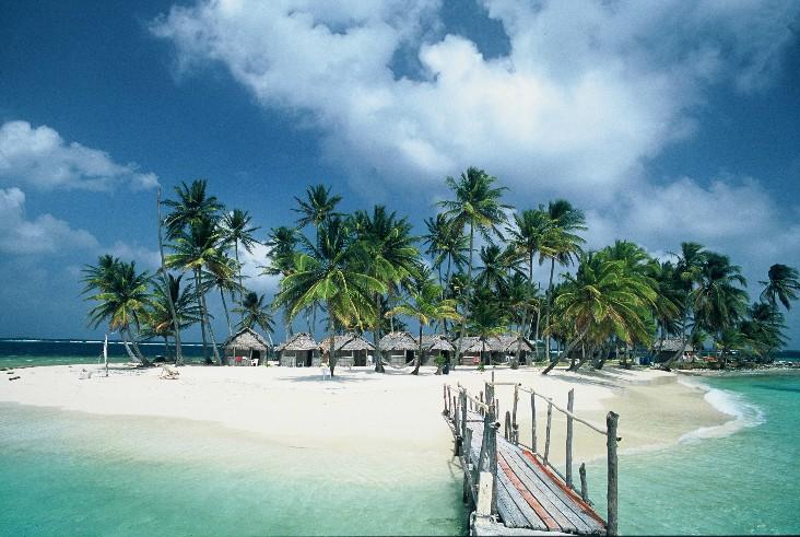 Iles san blas panama 40 photos - Iles paradisiaques du monde ...