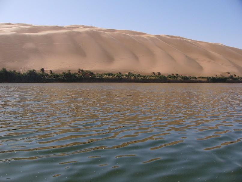 lac lybien