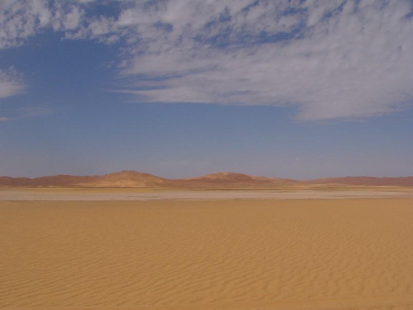 désert lybie